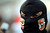 A member of the Black Bloc is seen during the protest in Tahrir Square in Cairo January 25, 2013. Egypt marks the second anniversary of the uprising that swept Hosni Mubarak from power with little to celebrate. Deeply divided and facing an economic crisis, the nation is bracing for more protests, but this time against a freely elected leader.REUTERS/Mohamed Abd El Ghany