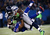 Michael Robinson #26 of the Seattle Seahawks is tackled during an NFL game by Ron Brooks #33 of the Buffalo Bills at Rogers Centre on December 16, 2012 in Toronto, Ontario, Canada. (Photo by Tom Szczerbowski/Getty Images)
