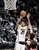 University of Colorado's Andre Roberson shoot a three-pointer over Dwight Powell during a game against Stanford on Thursday, Jan. 24, at the Coors Event Center on the CU campus in Boulder. Jeremy Papasso/ Camera