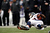 Denver Broncos wide receiver Trindon Holliday #11 up ended at the M&T Bank Stadium, in Baltimore, MD Sunday December 16, 2012.      Joe Amon, The Denver Post