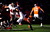 Denver Broncos wide receiver Trindon Holliday #11 gets upended on a kick return during the first half.  The Denver Broncos vs The Tampa Bay Buccaneers at Sports Authority Field Sunday December 2, 2012. AAron  Ontiveroz, The Denver Post
