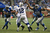 Andrew Luck #12 of the Indianapolis Colts gets pressure from Ndamukong Suh #90 and Nick Fairley #98 of the Detroit Lions at Ford Field on December 2, 2012 in Detroit, Michigan. The Colts won 35-33  (Photo by Dave Reginek/Getty Images)