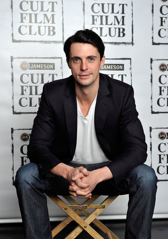 Description of . British actor Matthew Goode poses for portraits on the day he is announced as the Jameson Cult Film Club Ambassador on February 11, 2012 in London. The club's initial 2012 line up of free cult film events is revealed, visit ww.jamesoncultfilmclub.com for more information.  (Photo by Gareth Cattermole/Getty Images for Jameson)
