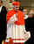 Cardinal Daniel DiNardo, of the United States, attends a Mass for the election of a new pope celebrated by Cardinal Angelo Sodano inside St. Peter's Basilica, at the Vatican, Tuesday, March 12, 2013. (AP Photo/Andrew Medichini)
