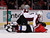 Ryan O'Byrne #3 of the Colorado Avalanche lands on top of Brandon Saad #20 of the Chicago Blackhawks at the United Center on March 6, 2013 in Chicago, Illinois. (Photo by Jonathan Daniel/Getty Images)