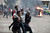 Demonstrators in tear gas during protests in Cairo, Nov. 27, 2012. Demonstrators began flowing into the streets of Cairo Tuesday for a day of protest against President Mohammed Morsi's effort to assert broad new powers, dismissing his efforts only hours before to reaffirm his deference to Egyptian law and courts. (Ivor Prickett/The New York Times)