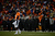 Denver Broncos quarterback Peyton Manning (18) waits for a call on a play under review. The Denver Broncos vs Baltimore Ravens AFC Divisional playoff game at Sports Authority Field Saturday January 12, 2013. (Photo by Joe Amon,/The Denver Post)