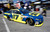 Ricky Stenhouse Jr. returns to his garage during practice for the NASCAR Daytona 500 Sprint Cup Series auto race at Daytona International Speedway, Wednesday, Feb. 20, 2013, in Daytona Beach, Fla. (AP Photo/John Raoux)