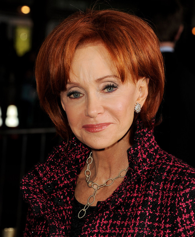 "Description of . Actress Swoosie Kurtz arrives at the premiere of Universal Pictures\' ""Identity Theft\"" at the Village Theatre on February 4, 2013 in Los Angeles, California.  (Photo by Kevin Winter/Getty Images)"