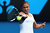 Sara Errani of Italy plaus a forehand in her doubles final match with Roberta Vinci of Italy against Ashleigh Barty and Casey Dellacqua of Australia during day twelve of the 2013 Australian Open at Melbourne Park on January 25, 2013 in Melbourne, Australia.  (Photo by Mark Kolbe/Getty Images)