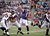 Baltimore Ravens quarterback Joe Flacco (5) throws a pass during the second quarter against the Denver Broncos Sunday, December 16, 2012 at M&T Bank Stadium. John Leyba, The Denver Post