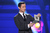 Presenter Joseph Gordon-Levitt speaks onstage at the 18th Annual Critics' Choice Movie Awards held at Barker Hangar on January 10, 2013 in Santa Monica, California.  (Photo by Kevin Winter/Getty Images)