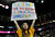 DENVER, CO. - MARCH 21: Nuggets fan Abbie Snyder tried to get the attention of center JaVale McGee (34) of the Denver Nuggets Thursday night. The Denver Nuggets defeated the Philadelphia 76ers 101-100 Thursday night, March 21, 2013 at the Pepsi Center. The Nuggets are on a 14-game record winning streak that is a team record. (Photo By Karl Gehring/The Denver Post)