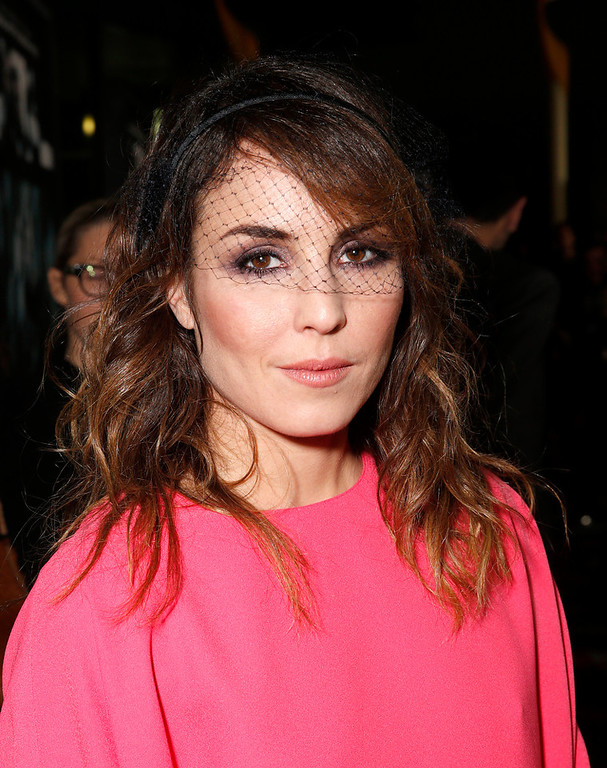 Description of . Noomi Rapace arrives at the world premiere of