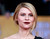 Actress Claire Danes of the TV drama