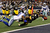Antonio Brown #84 of the Pittsburgh Steelers dives across the goal line to score a touchdown against Mike Jenkins #21 of the Dallas Cowboys at Cowboys Stadium on December 16, 2012 in Arlington, Texas.  (Photo by Tom Pennington/Getty Images)