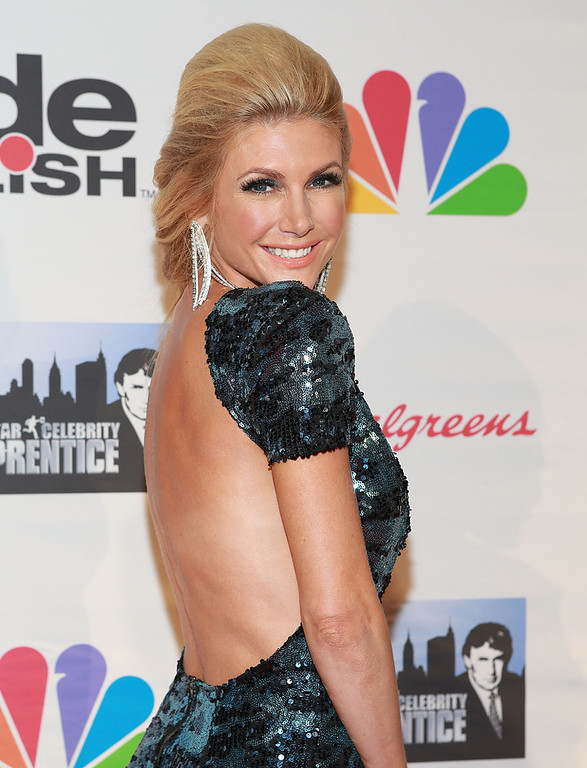 "Description of . Brande Roderick attends ""All Star Celebrity Apprentice\"" Finale at Cipriani 42nd Street on May 19, 2013 in New York City.  (Photo by Robin Marchant/Getty Images)"