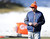 Denver Broncos Jack Del Rio looks on during practice Thursday, December 20, 2012 at Dove Valley.  John Leyba, The Denver Post
