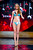 Miss Denmark Josefine Hewitt competes in her Kooey Australia swimwear and Chinese Laundry shoes during the Swimsuit Competition of the 2012 Miss Universe Presentation Show at PH Live in Las Vegas, Nevada December 13, 2012. The 89 Miss Universe Contestants will compete for the Diamond Nexus Crown on December 19, 2012. REUTERS/Darren Decker/Miss Universe Organization/Handout