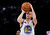 West All-Star Stephen Curry of the Golden State Warriors competes in the three-point contest during the NBA basketball All-Star weekend in Houston, Texas, February 16, 2013. REUTERS/Lucy Nicholson