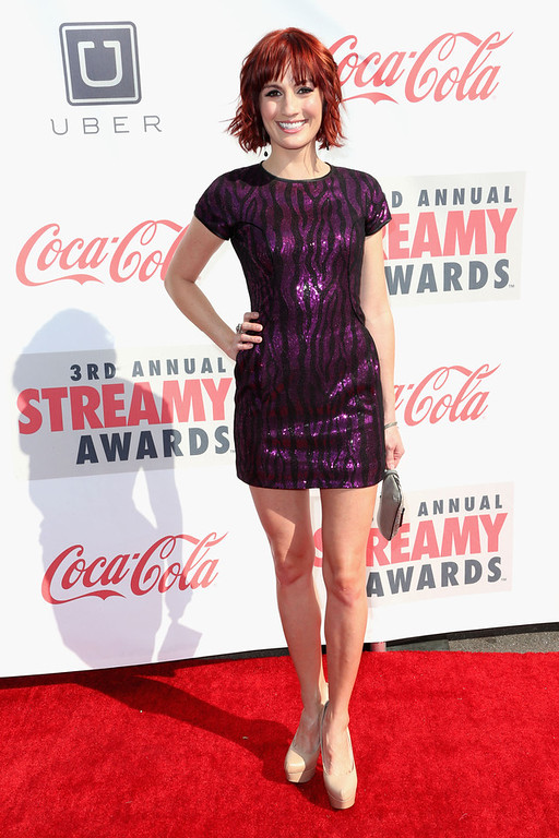 Description of . Actress Alison Haislip attends the 3rd Annual Streamy Awards at Hollywood Palladium on February 17, 2013 in Hollywood, California.  (Photo by Frederick M. Brown/Getty Images)