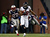 Danieal Manning #38 of the Houston Texans returns the opening kickoff for 94 yards against the New England Patriots during the 2013 AFC Divisional Playoffs game at Gillette Stadium on January 13, 2013 in Foxboro, Massachusetts.  (Photo by Elsa/Getty Images)