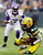 Green Bay Packers free safety Morgan Burnett (42) intercepts a pass during the second half of an NFL football game against the Minnesota Vikings Sunday, Dec. 2, 2012, in Green Bay, Wis. The Packers won 23-14. (AP Photo/Morry Gash)