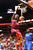 MIAMI, FL - DECEMBER 25: Chris Bosh #1 of the Miami Heat dunks against the Oklahoma City Thunder at AmericanAirlines Arena on December 25, 2012 in Miami, Florida. The Heat defeated the Thunder 103-97.  (Photo by Marc Serota/Getty Images)