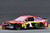 Jamie McMurray, driver of the #1 McDonald's Chevrolet, skids out after an incident during the NASCAR Sprint Cup Series Daytona 500 at Daytona International Speedway on February 24, 2013 in Daytona Beach, Florida.  (Photo by Todd Warshaw/Getty Images)