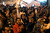 Anti-Mursi protesters chant anti-government slogans in Tahrir Square in Cairo November 27, 2012. Tens of thousands Egyptians protested on Tuesday against President Mohamed Mursi in one of the biggest rallies since Hosni Mubarak's overthrow, accusing the Islamist leader of seeking to impose a new era of autocracy. REUTERS/Asmaa Waguih