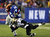 Roman Harper #41 of the New Orleans Saints knocks over  Henry Hynoski #45 of the New York Giants on December 9, 2012 at MetLife Stadium in East Rutherford, New Jersey.  (Photo by Elsa/Getty Images)