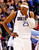 The Dallas Mavericks' Vince Carter (25) reacts after collecting a foul in action against the Denver Nuggets at the American Airlines Center in Dallas, Texas, on Friday, December 28, 2012. (Richard W. Rodriguez/Fort Worth Star-Telegram/MCT)