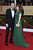 Actors Vincent Kartheiser (L) and Alexis Bledel arrive at the 19th Annual Screen Actors Guild Awards held at The Shrine Auditorium on January 27, 2013 in Los Angeles, California.  (Photo by Frazer Harrison/Getty Images)