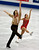 Meagan Duhamel, right, and Eric Radford of Canada perform during the pairs short program at the ISU Four Continents Figure Skating Championships in Osaka, western Japan, Friday, Feb. 8, 2013. (AP Photo/Shizuo Kambayashi)
