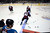 DENVER, CO. - JANUARY 22: The Colorado Avalanche take the ice for pre-skate before the first period. The Colorado Avalanche hosted the Los Angeles Kings at the Pepsi Center on January, 22, 2013.   (Photo By John Leyba / The Denver Post)