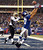 New York Giants wide receiver Domenik Hixon catches a touchdown pass in front of New Orleans Saints defender Jabari Greer during the second quarter of their NFL football game in East Rutherford, New Jersey, December 9, 2012. REUTERS/Mike Segar
