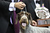 German Wirehaired Pointer Gch Mt. View's Ripsortersilvercharm poses after winning  the Sporting Group competition at the 137th Westminster Kennel Club Dog Show on February 12, 2013 in New York City. Best of breed dogs competed for Best in Show at Madison Square Garden Tuesday night. A total of 2,721 dogs from 187 breeds and varieties competed in the event, hailed by organizers as the second oldest sporting competition in America, after the Kentucky Derby.  (Photo by John Moore/Getty Images)