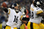 Quarterback Charlie Batch #16 of the Pittsburgh Steelers throws against the Baltimore Ravens in the first quarter at M&T Bank Stadium on December 2, 2012 in Baltimore, Maryland. (Photo by Patrick Smith/Getty Images)