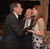 Director David O. Russell, producer Bruce Cohen and actress Julianne Moore attend The Weinstein Company's SAG Awards After Party Presented By FIJI Water at Sunset Tower on January 27, 2013 in West Hollywood, California.  (Photo by Charley Gallay/Getty Images for TWC)