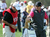 Rory McIlroy of Northern Ireland and his caddie JP Fitzgerald look dejected during the first round of The Abu Dhabi HSBC Golf Championship at Abu Dhabi Golf Club on January 17, 2013 in Abu Dhabi, United Arab Emirates.  (Photo by Andrew Redington/Getty Images)