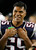 Junior Seau #55 of the New England Patriots.  (Photo by Jim McIsaac/Getty Images)