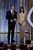 Presenters Dennis Quaid (L) and Kerry Washington on stage at the 70th annual Golden Globe Awards in Beverly Hills, California January 13, 2013, in this picture provided by NBC. REUTERS/Paul Drinkwater/NBC/Handout