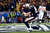 Brandon Lloyd #85 of the New England Patriots celerbates after scoring a touchdown against the Houston Texans during the 2013 AFC Divisional Playoffs game at Gillette Stadium on January 13, 2013 in Foxboro, Massachusetts.  (Photo by Jared Wickerham/Getty Images)