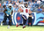 Matt Schaub #8 of the Houston Texans runs with the ball during the NFL game against the Tennessee Titans at LP Field on December 2, 2012 in Nashville, Tennessee.  (Photo by Andy Lyons/Getty Images)