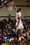 DENVER, CO. - FEBRUARY 02: Tyre Robinson of East High School dunks in the second half of the game against Montbello High School on February 2, 2013 at Manual High School in Denver, Colorado. East won 66-37. (Photo By Hyoung Chang/The Denver Post)