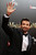 Hugh Jackman waves to fans during the Australian premiere of 'Les Miserables' at the State Theatre on December 21, 2012 in Sydney, Australia.  (Photo by Brendon Thorne/Getty Images)