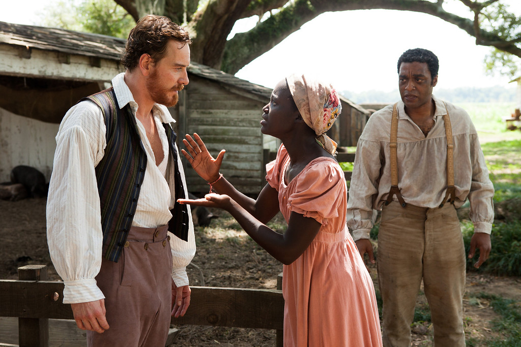". 2014 Academy Award Nominee for Best Picture: ""12 Years A Slave.\"" (AP Photo/Fox Searchlight, Francois Duhamel, file)"