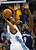 Memphis Grizzlies forward Tony Allen (9) defends Denver Nuggets center Andre Iguodala (L) going to the hoop in the third quarter of their NBA basketball game in Denver December 14, 2012.   REUTERS/Rick Wilking