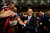 U.S. President Barack Obama is greeted before his State of the Union address during a joint session of Congress on Capitol Hill on February 12, 2013 in Washington, D.C. Facing a divided Congress, Obama is expected to focus his speech on new initiatives designed to stimulate the U.S. economy. (Photo by Charles Dharapak-Pool/Getty Images)
