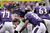 Baltimore Ravens quarterback Joe Flacco #5 hands off to running back Bernard Pierce #30 at the M&T Bank Stadium, in Baltimore, MD Sunday December 16, 2012.      Joe Amon, The Denver Post
